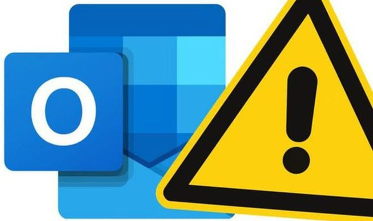 Outlook down: Microsoft users left unable to access emails in major outage