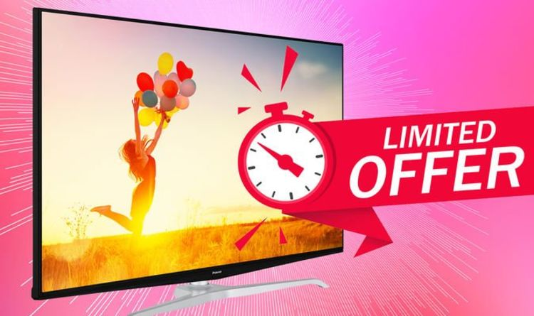 This 50-inch 4K TV is ludicrously cheap in ASDA's Black Friday sales