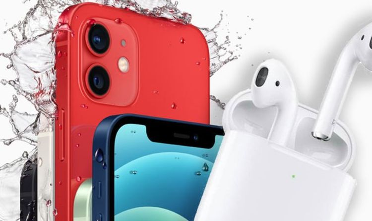 Get iPhone 12 mini half price and FREE AirPods: best Apple smartphone deals revealed