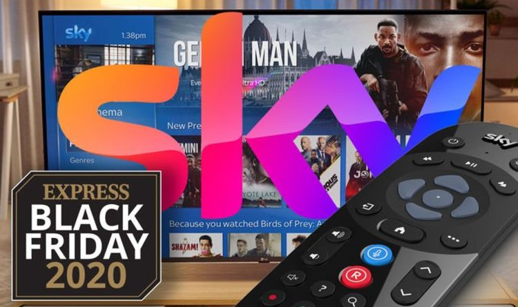 Sky Black Friday 2020 deals offer half-price TV and very cheap broadband