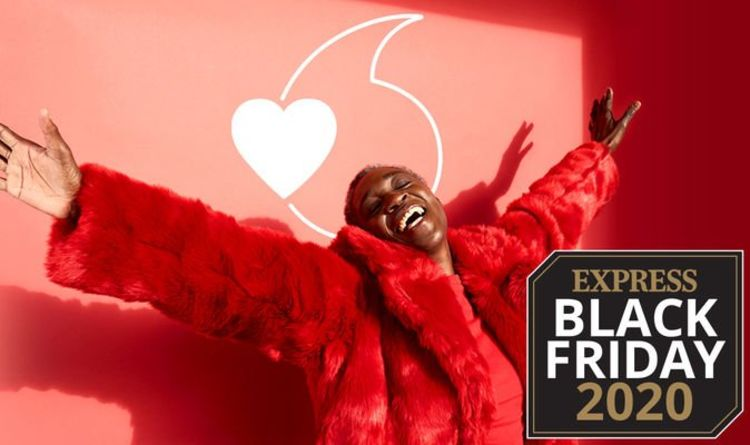 Vodafone unleashes Black Friday deals on iPhone, Pixel, and broadband
