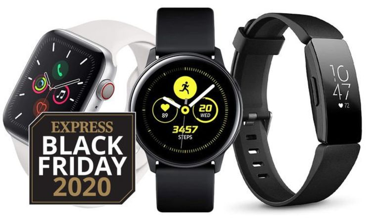 Black Friday Smart watch deals – save hundreds of pounds now