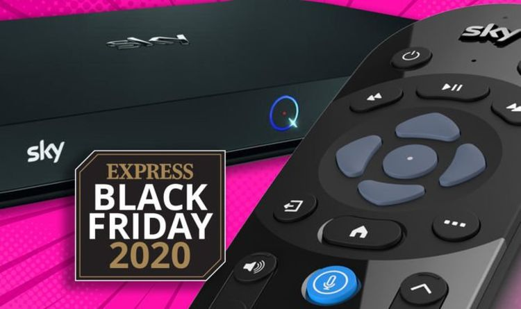 Get Sky TV half-price! But these Black Friday 2020 deals are ending soon