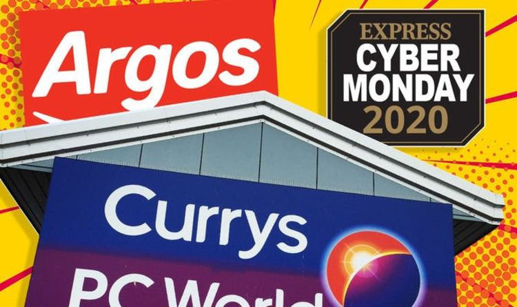 Cyber Monday deals: Last chance for Argos, Currys and John Lewis Black Friday deals