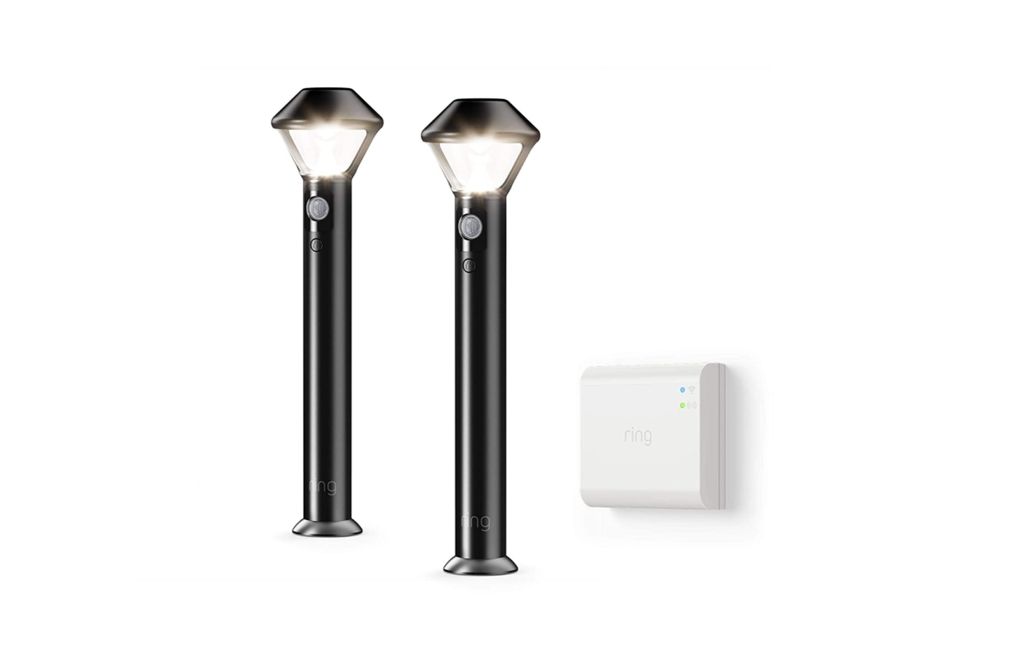 Make your walkway more visible with the Ring Smart Pathlight, now $18 Off