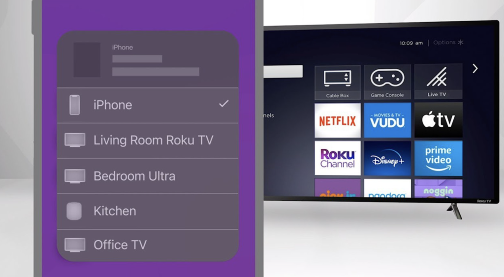 Select Roku-Based TVs and Streaming devices will have HomeKit and AirPlay 2 support