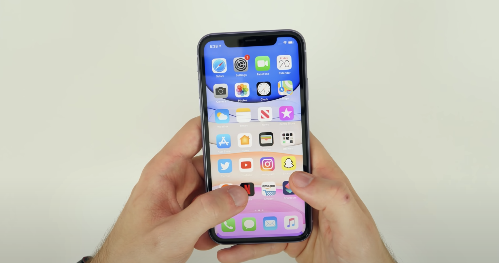How to take a screenshot on the iPhone 11 and iPhone 11 Pro