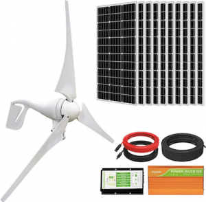 The 5 Best Home Wind Turbines Reviews and Buying Guide