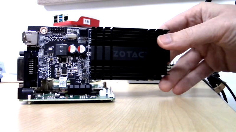 Trying (And Failing) To Use GPUs With The Compute Module 4