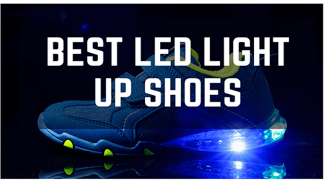 The 10 Best LED Light Up Shoes Reviews & Buying Guide