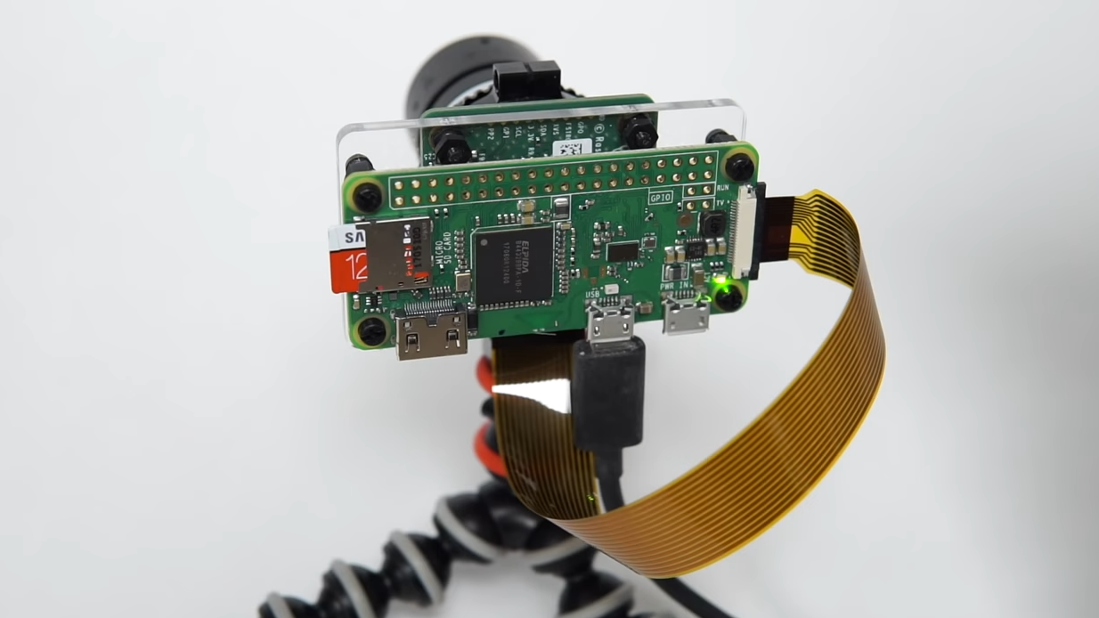 USB Webcams Out Of Stock? Make One With A Raspberry Pi And HQ Camera Module