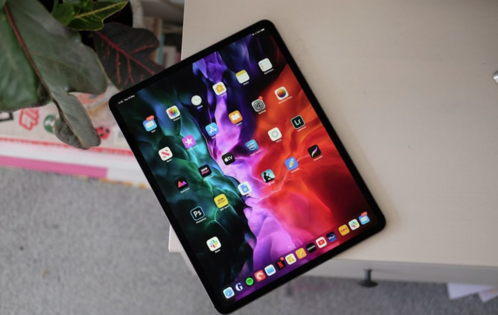 iPad Pro with mini-LED and TouchID in works