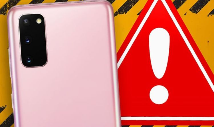 Galaxy S20 cut to 'lowest ever price' but buying one comes with a warning