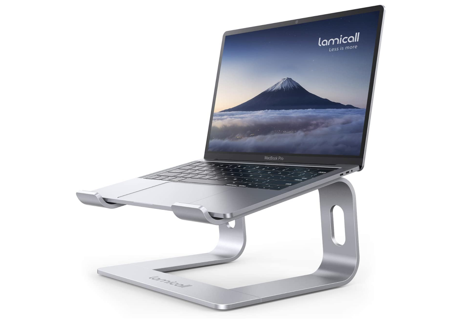 Get a Lamicall Laptop Riser for your MacBook and Save 33%