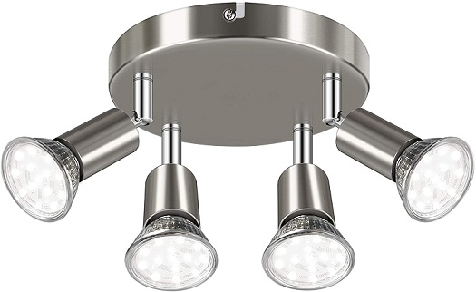 The 9 Best LED Track Lighting Reviews & Buying Guide