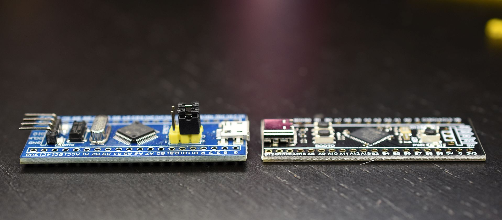 Blue Pill Vs Black Pill: Transitioning From STM32F103 To STM32F411
