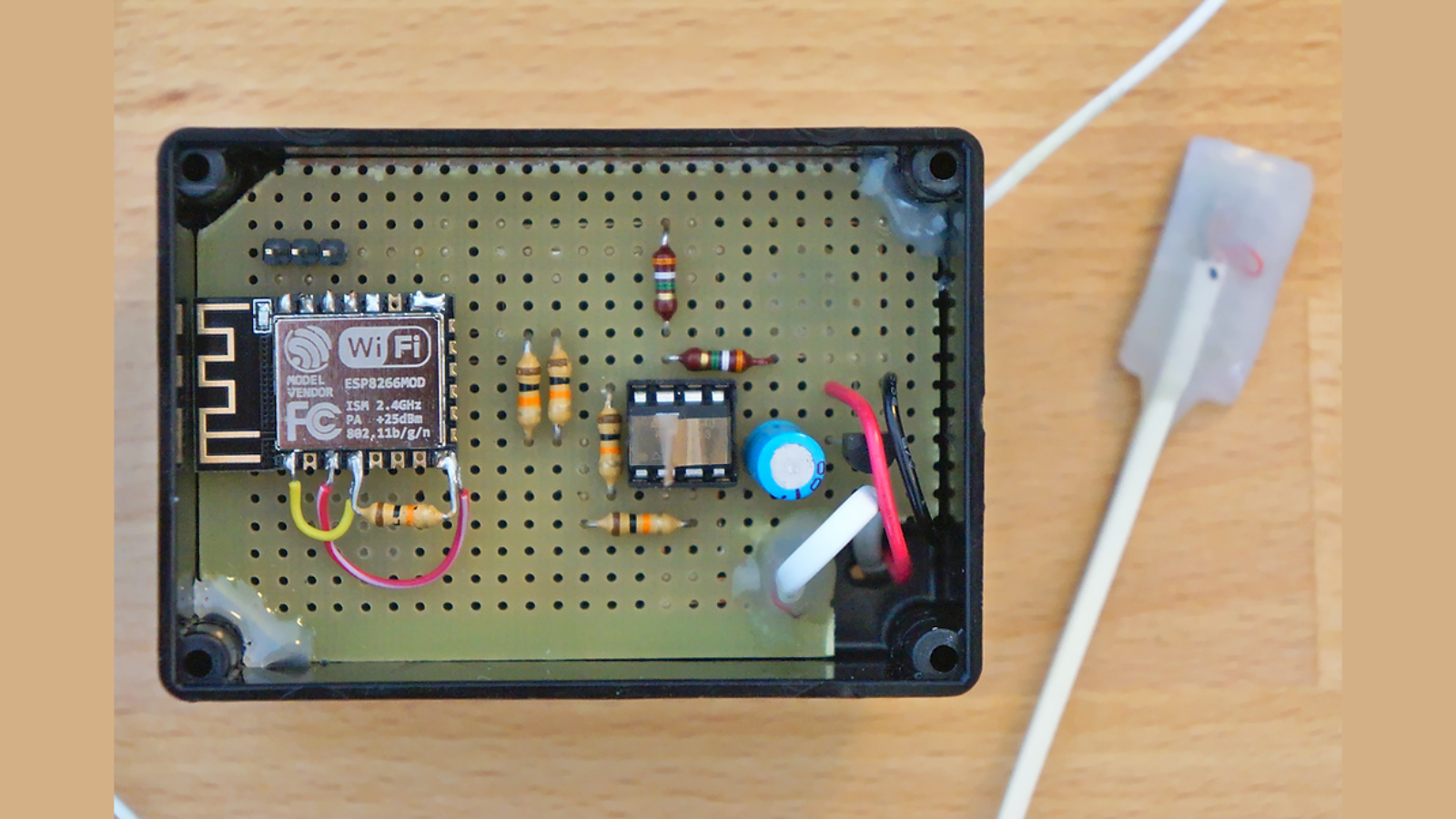 Old Gas Meter Gets Smart With The ESP8266
