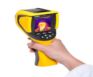 Chauvin Arnoux's new CA 1900 thermal camera offers quick and reliable results