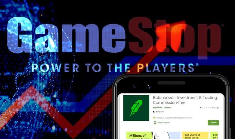 GameStop stock: why Google removed Robinhood Play Store reviews