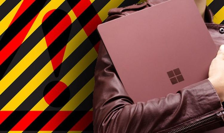 Update your Windows 10 PC NOW – Microsoft issues critical warning to millions of users