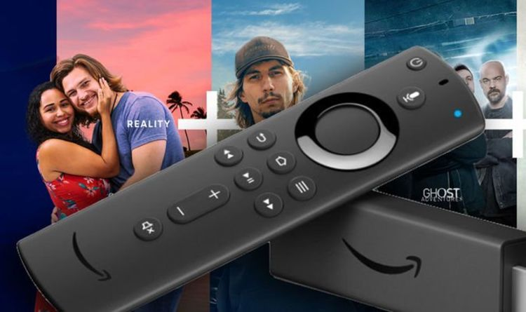 Amazon Fire TV update brings hours of premium content to your TV for £1