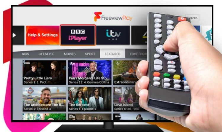 Freeview TV viewers can now watch more free content than ever before