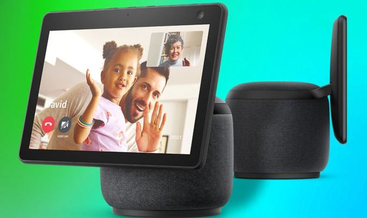 Echo Show 10 is out this week, with design that lets Alexa follow you