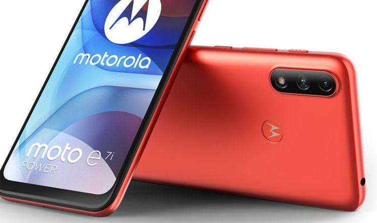 Motorola's new Android phone has a price that's really hard to believe