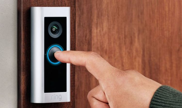 New Ring doorbell brings a bird's eye view of your home to your phone
