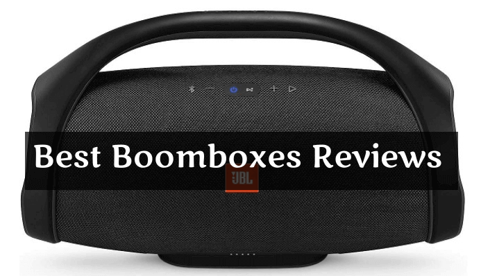 The 10 Best Boombox Reviews & Buying Guide