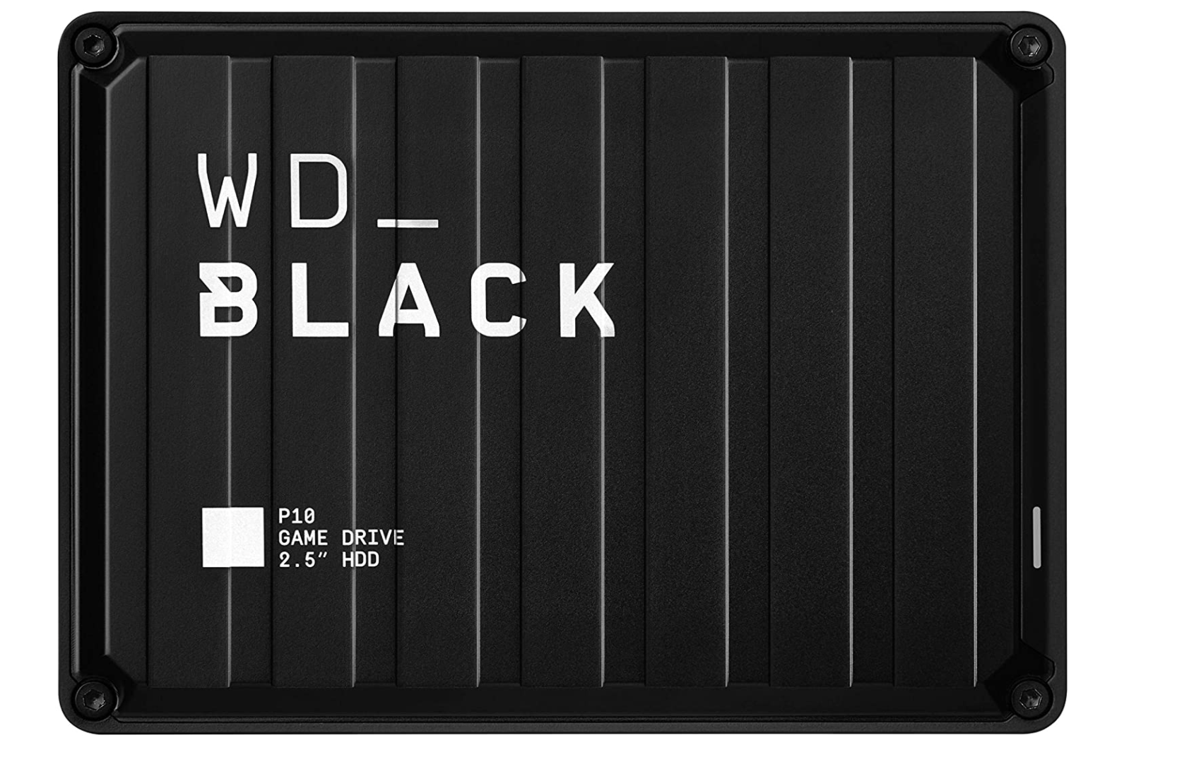 Expand and back up your game library with the WD Black 2TB P10 game drive, now 31% off