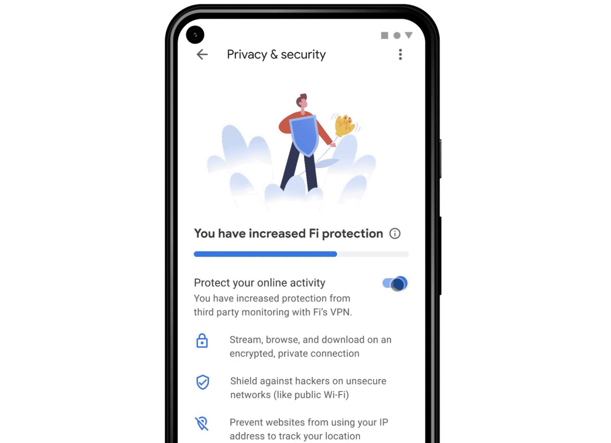 Google Fi VPN service opens to iOS users