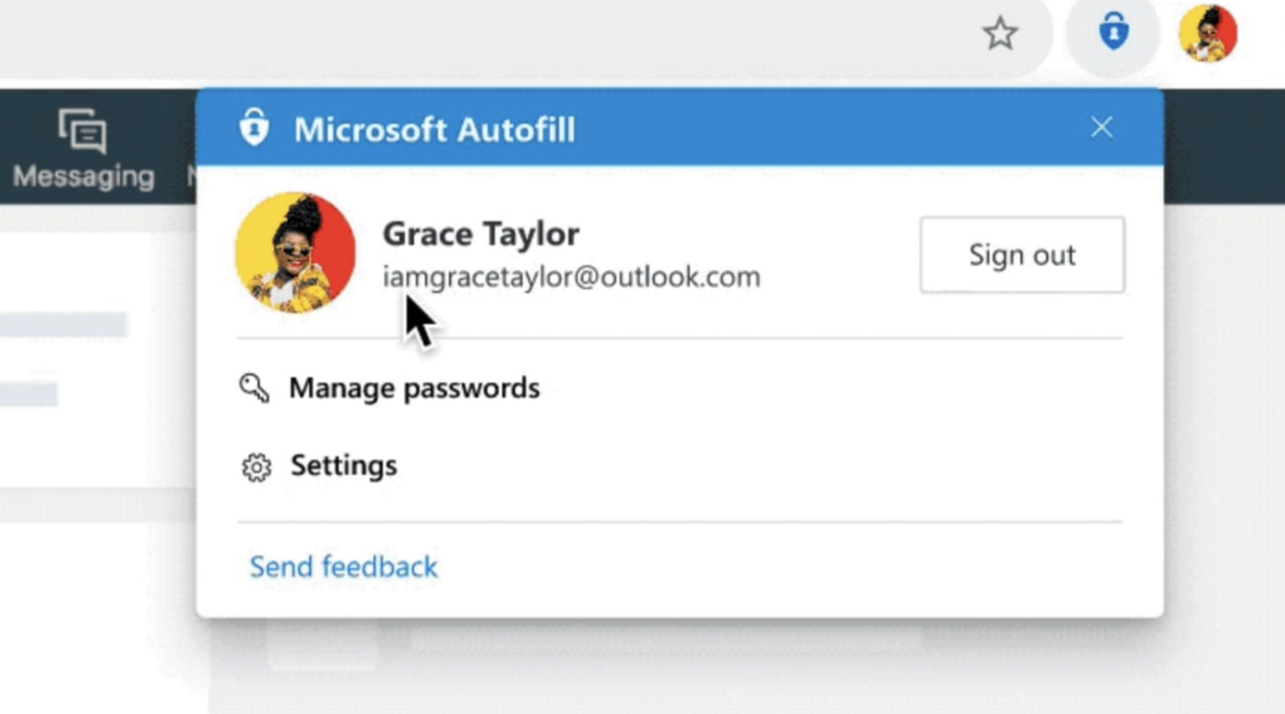 Microsoft releases Autofill for macOS and iOS