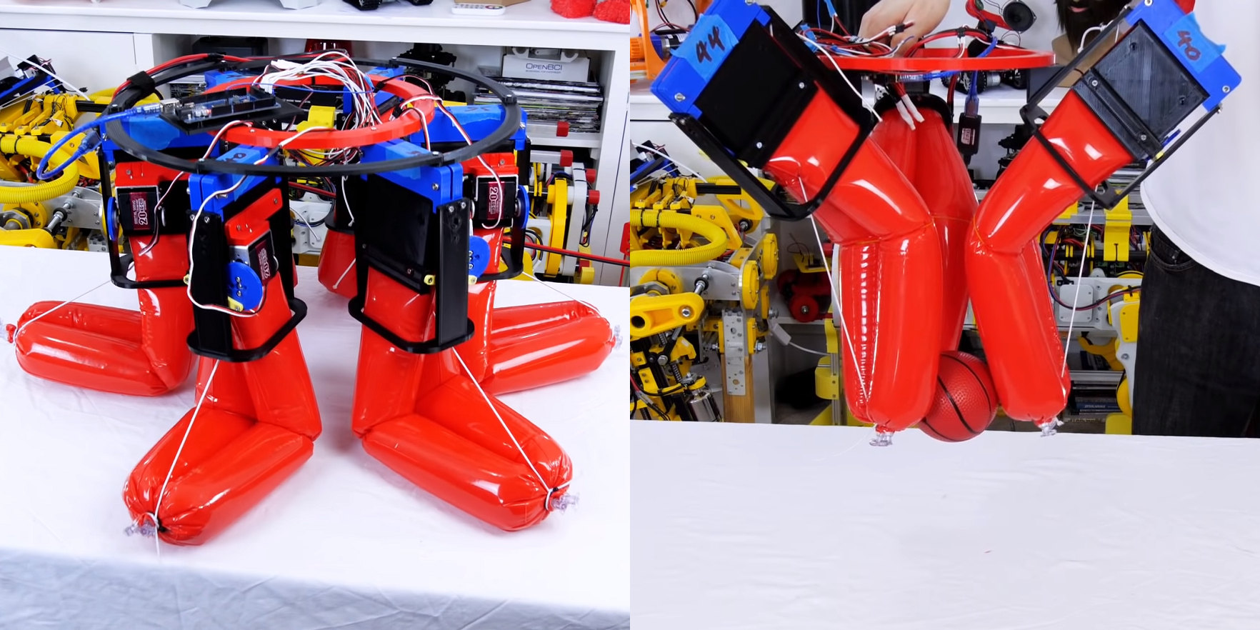 Pool Noodle Robot Shines A Light On The Pros And Cons Of Soft Robots