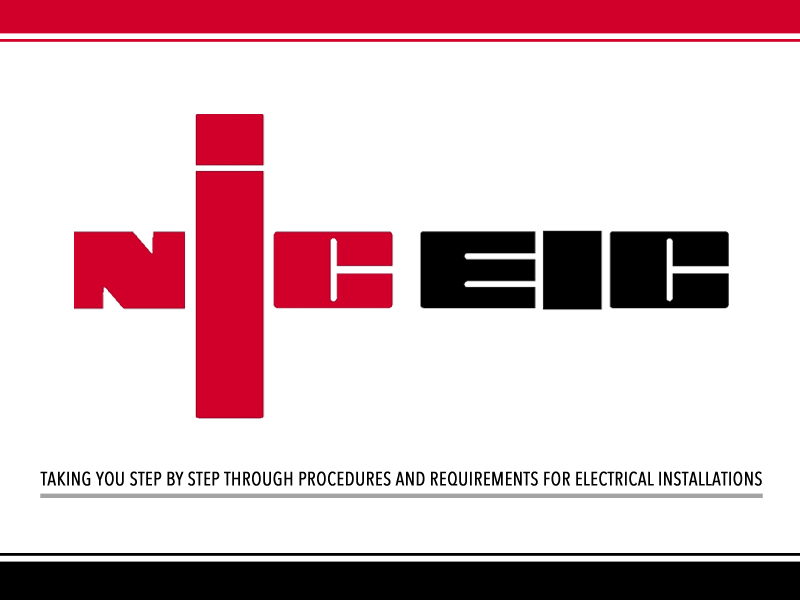 Update on RCD testing   NICEIC