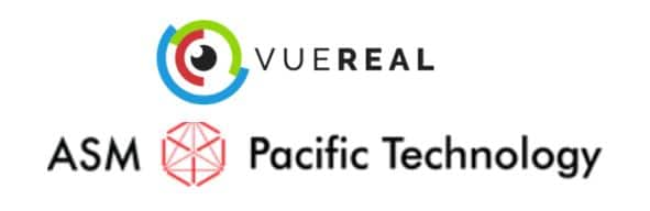 VueReal Adopts ASM Pacific Technology (ASMPT) Solution to Bring to Market Mass Transfer Cartridge Technology That Enables Low-Cost MicroLED Display Applications