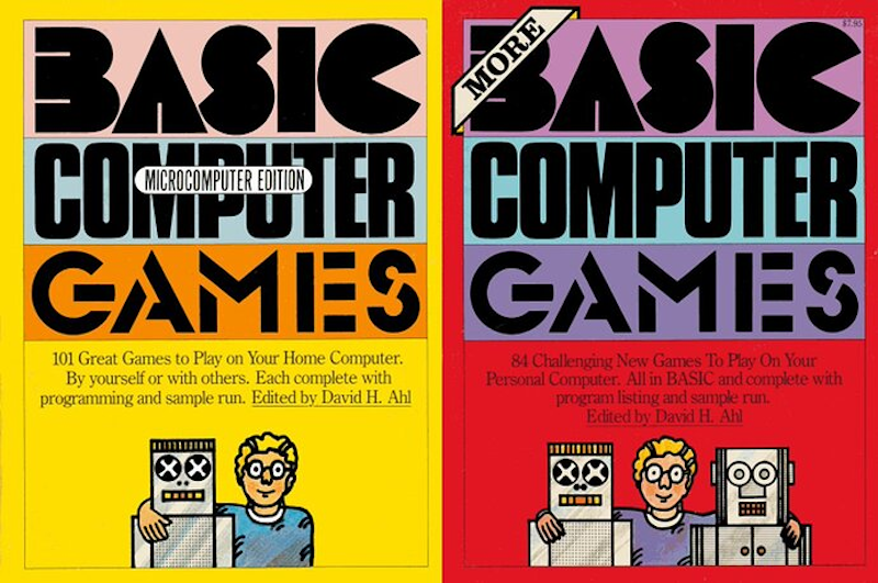 The Famous Basic Computer Games Book Gets A 2021 Update