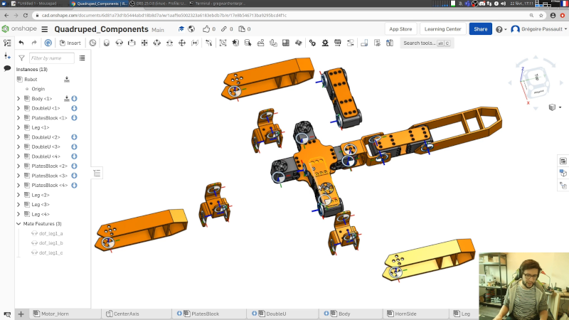OnShape To Robot Models Made Easier