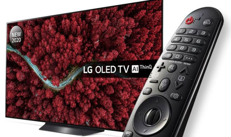 LG TVs drop to 'best ever prices' from today but act quickly to bag one
