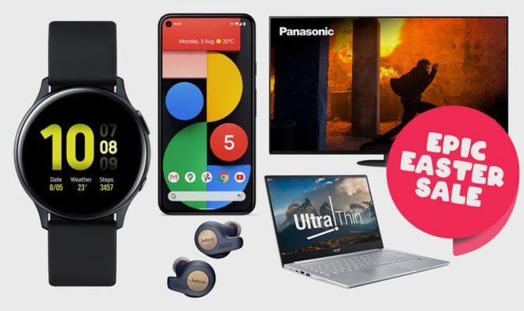 Save up to 40% on TV's, Laptops, and more in Currys epic Easter sale
