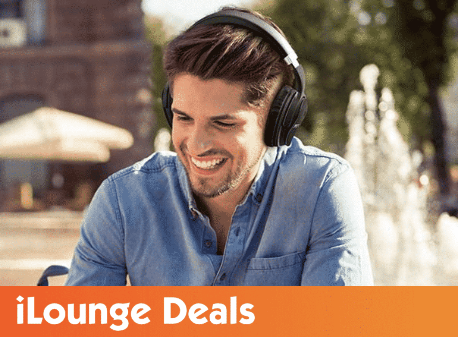 MPOW X4.0 Over-Ear wireless active noise-cancelling headphones are 33% off
