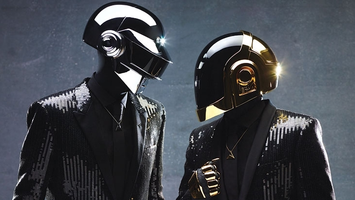 An Homage To Daft Punk In Fan-Made Helmets Through The Years.