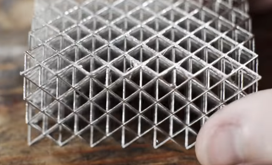 Electroplating 3D Printed Parts For Great Strength
