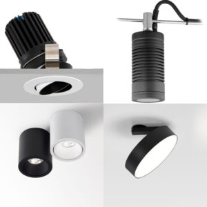 The Lighting Designer incorporates all your favourite fixtures and fittings