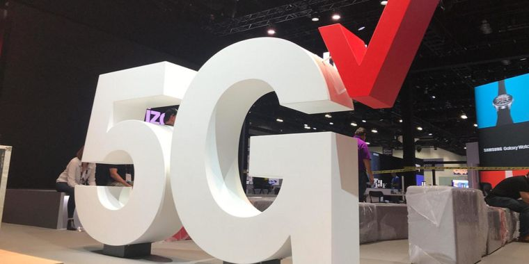 Verizon tells users to disable 5G to preserve battery, then deletes tweet