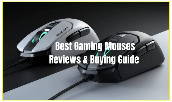 Top 12 Best Gaming Mouses Reviewed in 2021