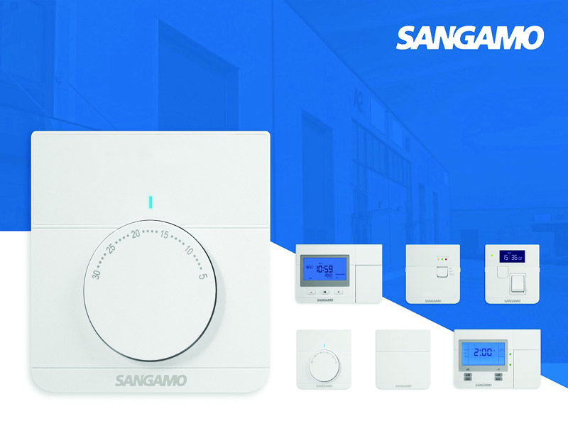 Get ready for the Sangamo heating controls relaunch   Elite Security Products