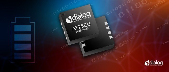 Dialog's New SPI NOR Flash: The Holy Grail of Low-power Memory?