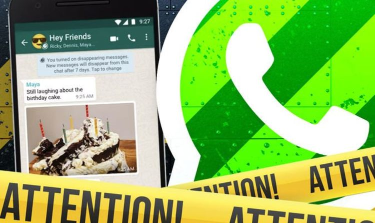 Nasty WhatsApp scam that blocks your account and let strangers read your chats is BACK
