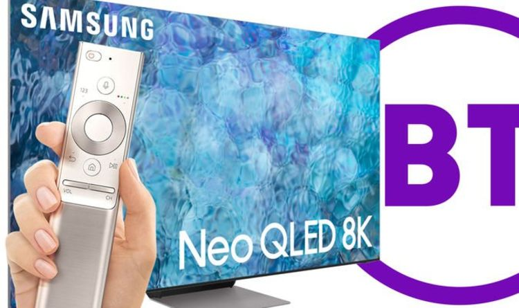 Samsung and BT Sport join forces with big 8K TV upgrade and 4K wins too